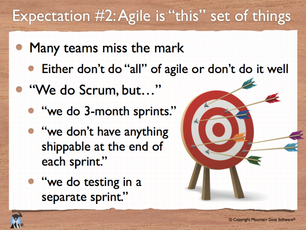 ADAPTing to Agile for Continued Success