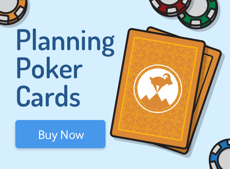 Buy Planning Poker Cards