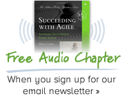 Free Audio Chapter - Newsletter Signup