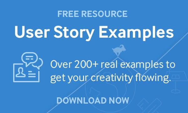 Free Resource - User Story Examples