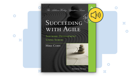 Get a Free Succeeding with Agile Audio Chapter