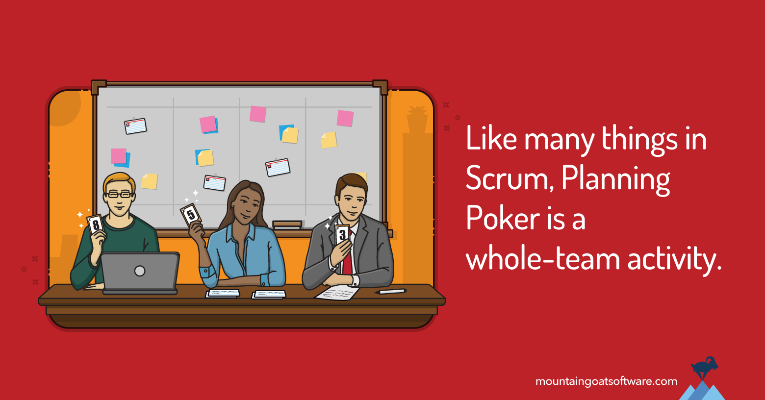 3 Roles That Need to be Involved in Agile Estimating with Planning Poker