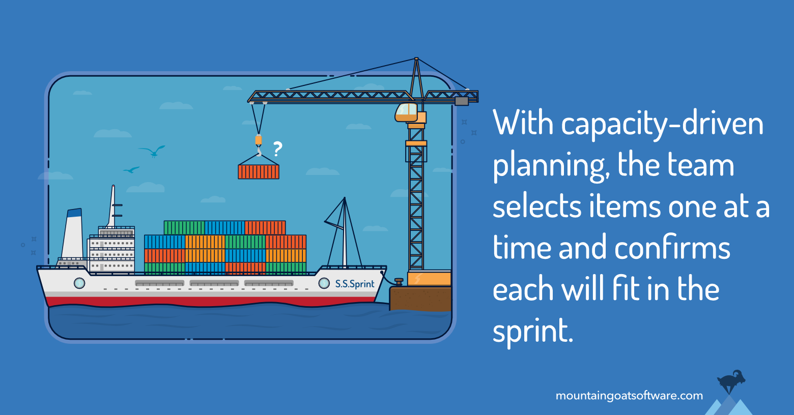 Capacity-Driven Sprint Planning