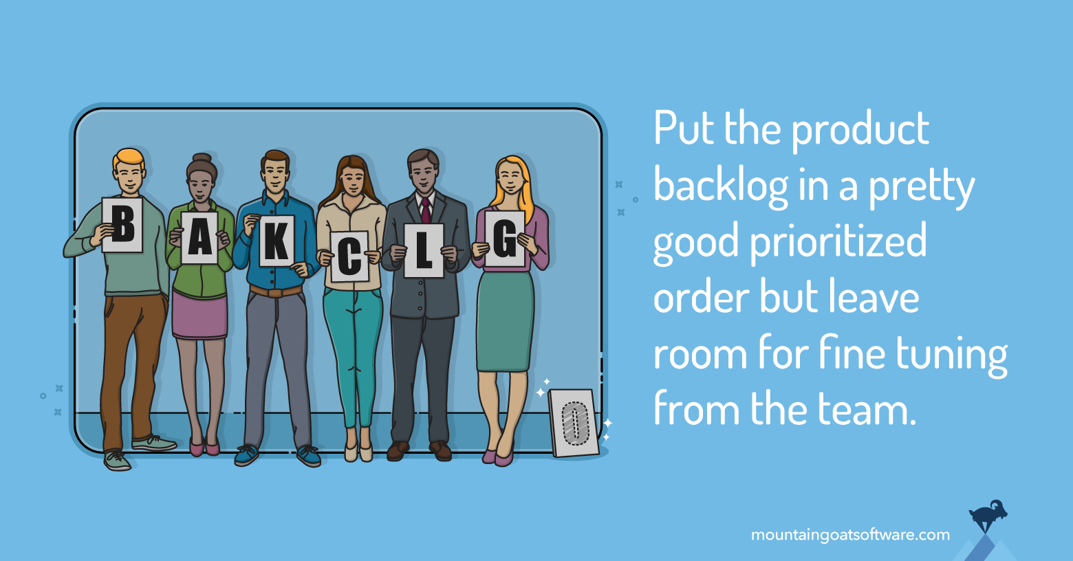 5 Reasons Product Owners Should Let Teams Work Out of Order