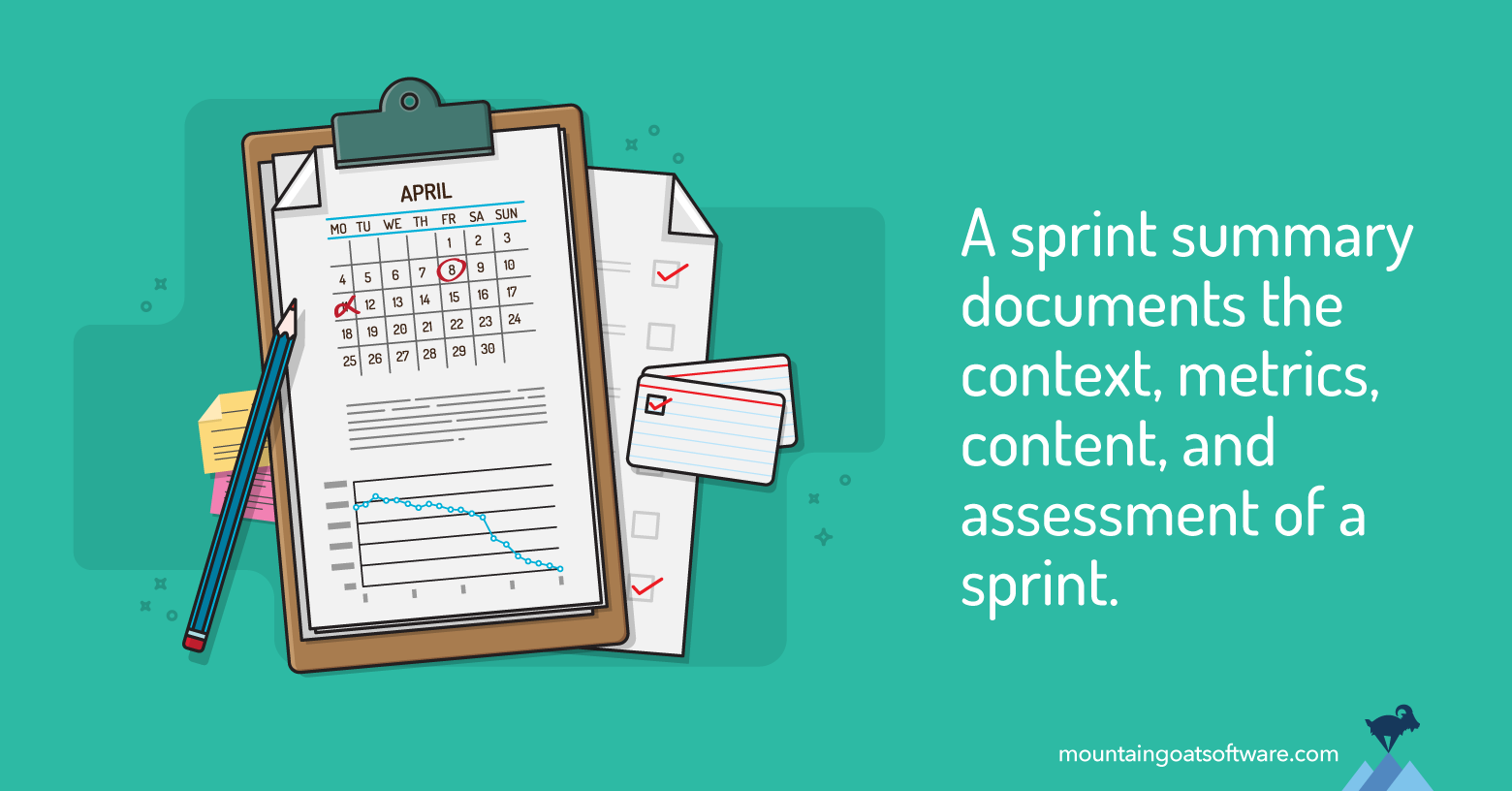 Summarizing the Results of a Sprint