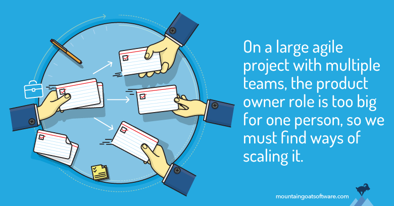 The Chief Product Owner on Large Agile Projects