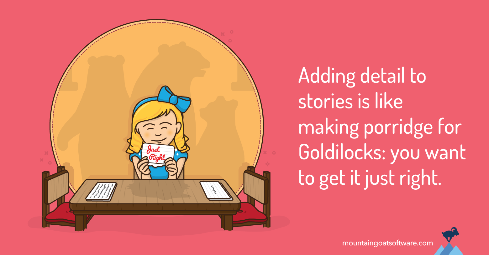 How to Add the Right Amount of Detail to User Stories