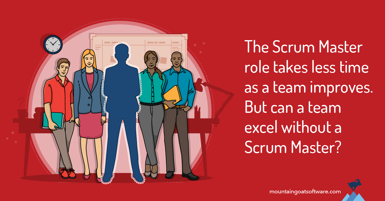 Does the Scrum Master Role Ever Go Away?
