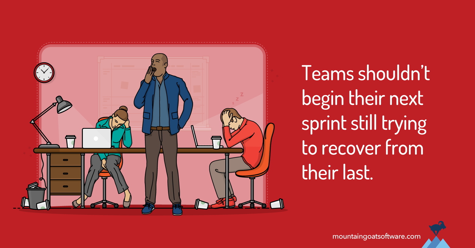 Three Mistakes Scrum Masters Make and How to Correct Them