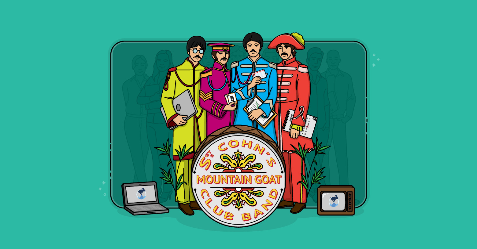 Ten Things the Beatles Taught Me About Being Agile