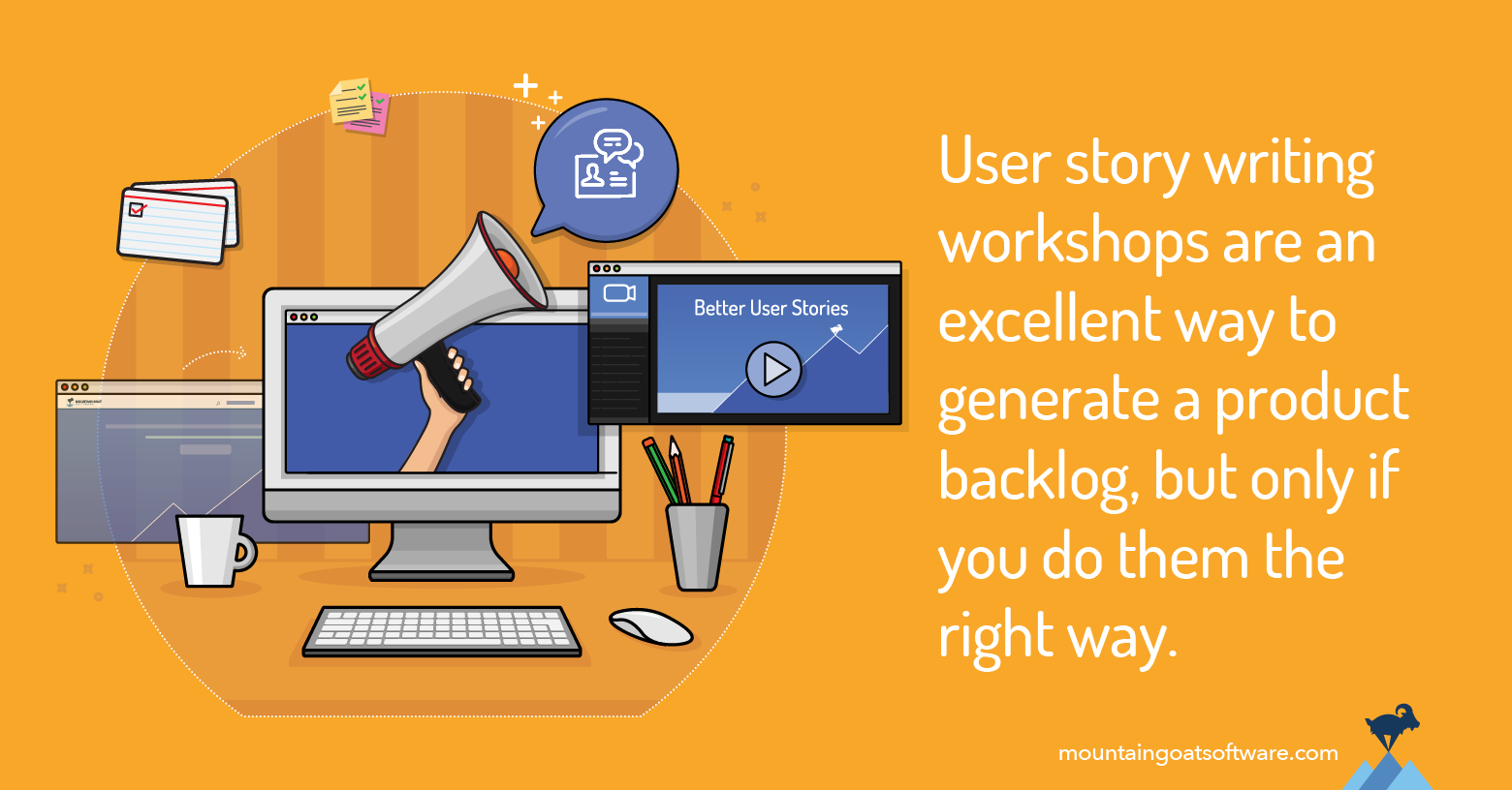 Video Training: How to Run a Successful User Story Writing Workshop
