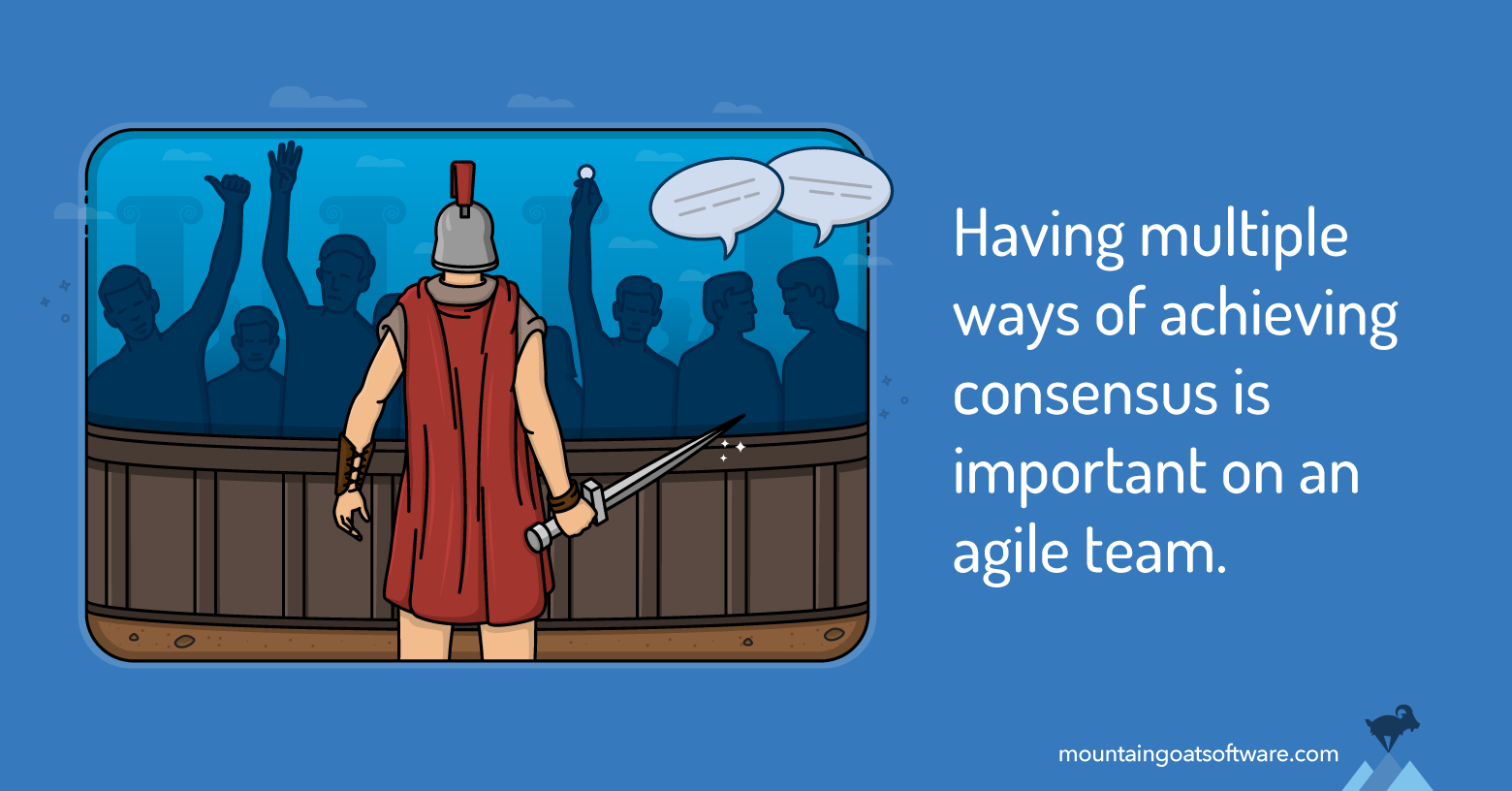 Four Quick Ways to Gain or Assess Team Consensus