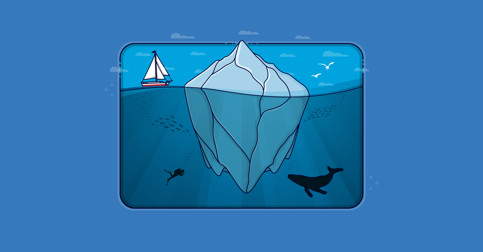 Why Your Product Backlog Should Look Like an Iceberg