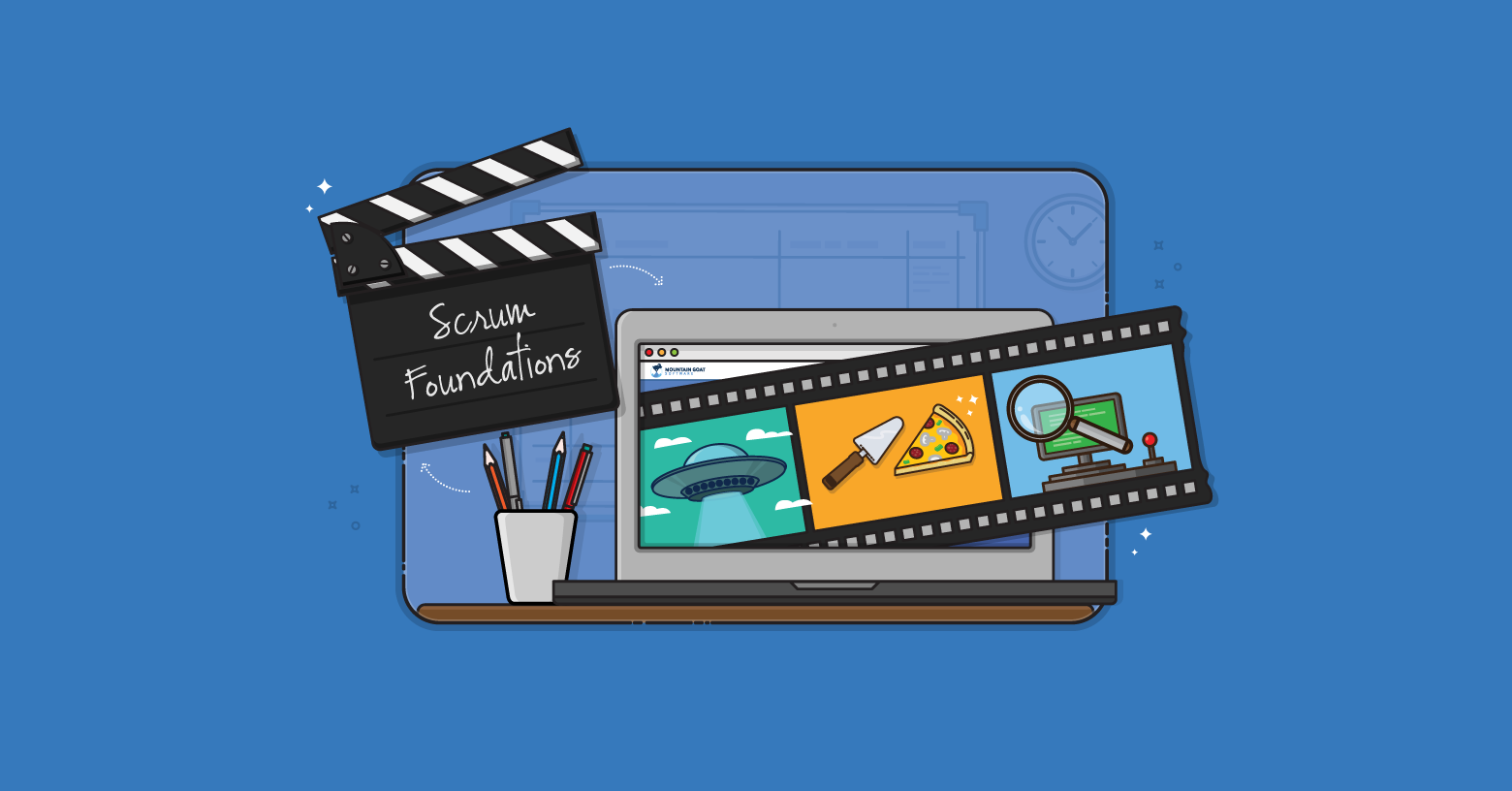 Announcing the Scrum Foundations Video Course