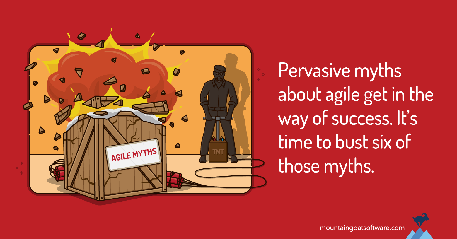 Six Agile Product Development Myths - Busted