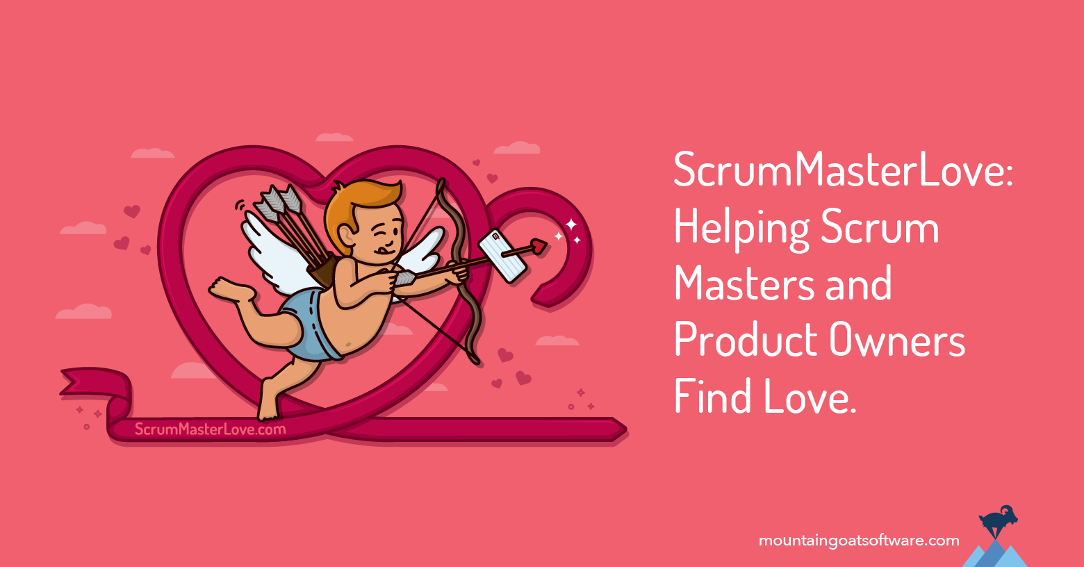 Announcing Online Dating Just for Scrum Masters and Product Owners