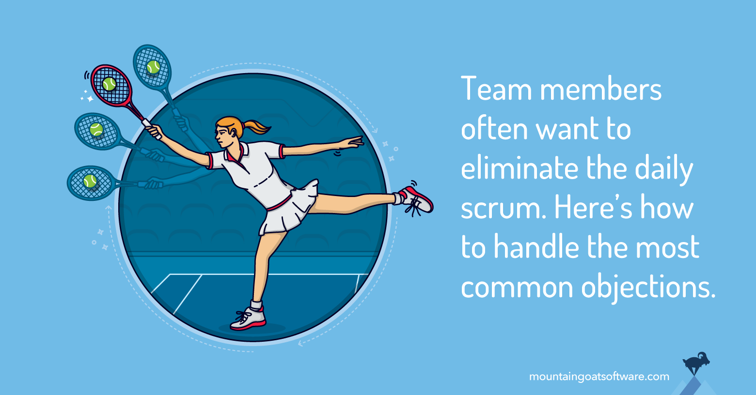 Overcoming Four Common Objections to the Daily Scrum
