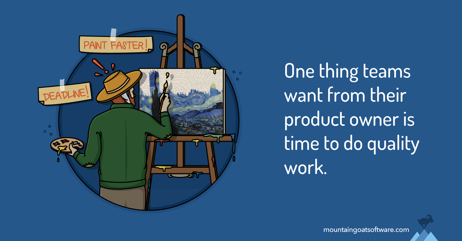 Six Things Your Team Wants from You as Their Product Owner