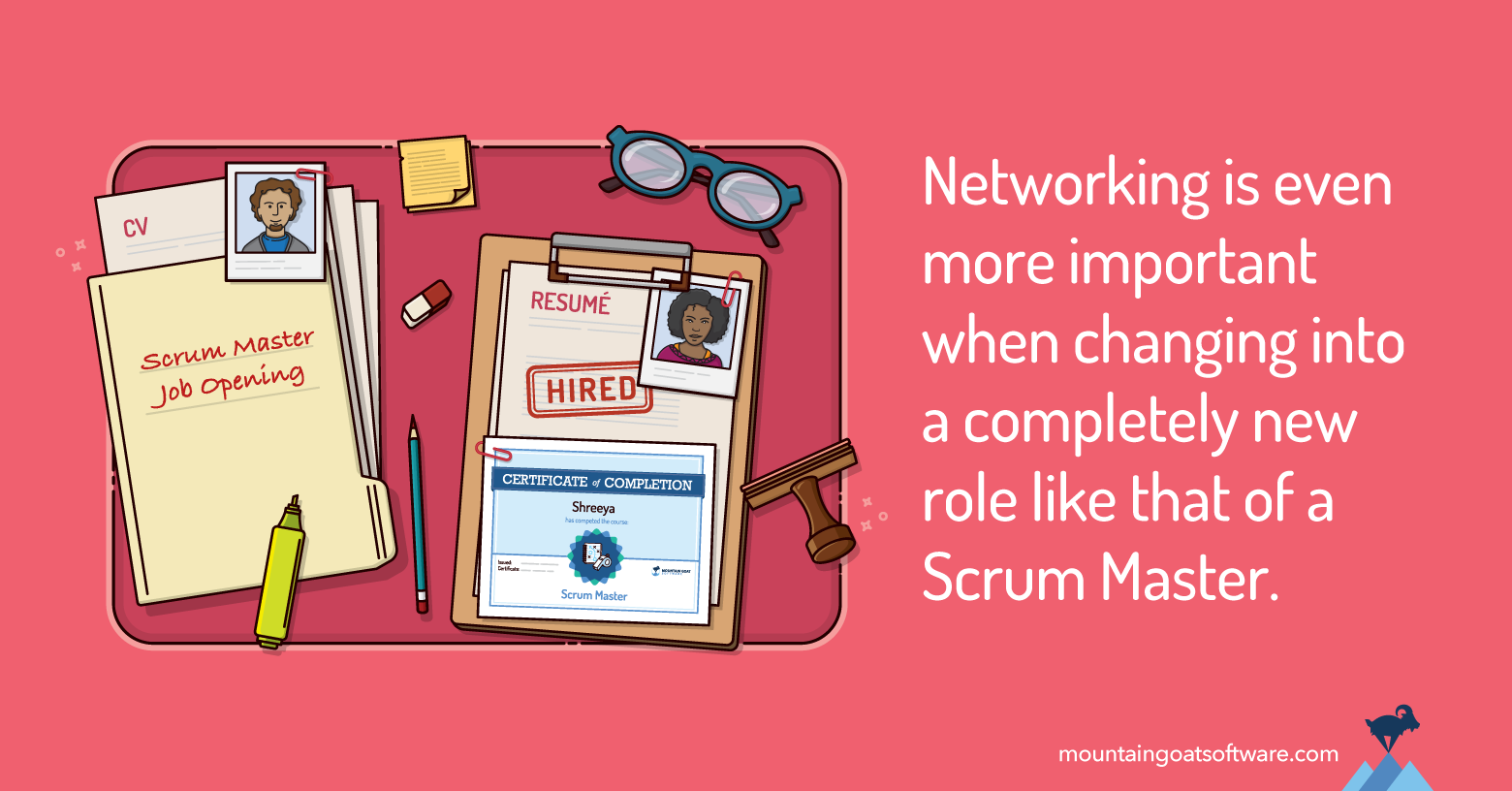 Seven Tips on How to Get Your First Scrum Master Job