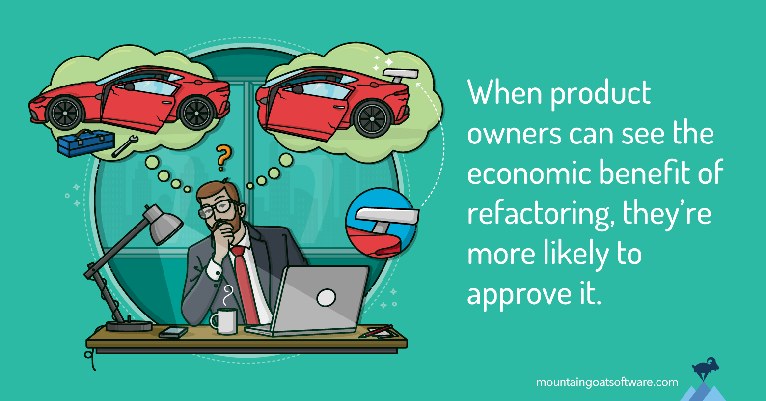 4 Steps to Persuade a Product Owner to Prioritize Refactoring