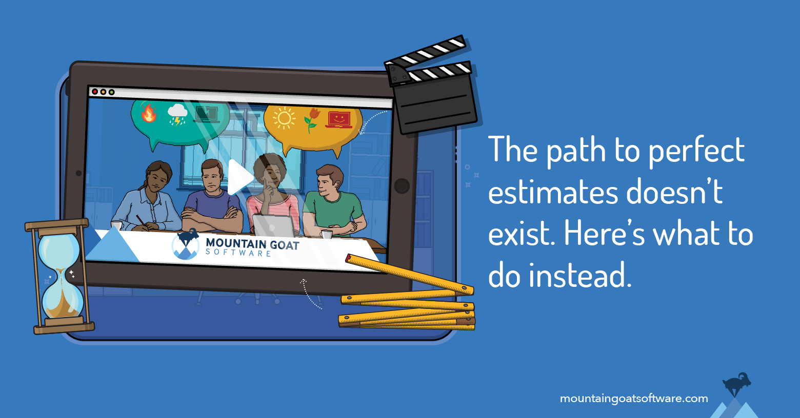 VIDEO: How Teams and Stakeholders Get Hung Up on Perfect Estimates