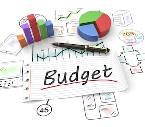 Budgeting Pie Charts and Graphs