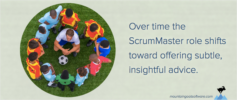 Does Being a ScrumMaster Get Easier Over Time?